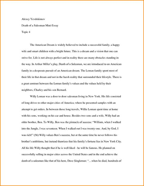 12  how to start an essay about yourself   Letter Template
