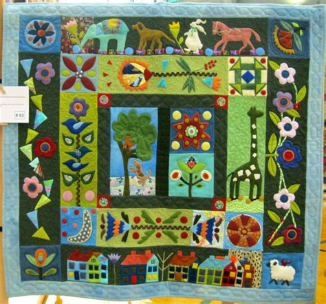 Folk Quilt by 301 Moved Permanently