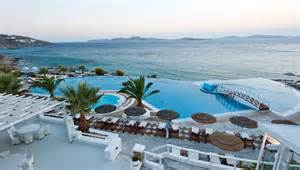 Infinity Pools In Greece Grecia Offerte Per Rodi Santorini E Mykonos