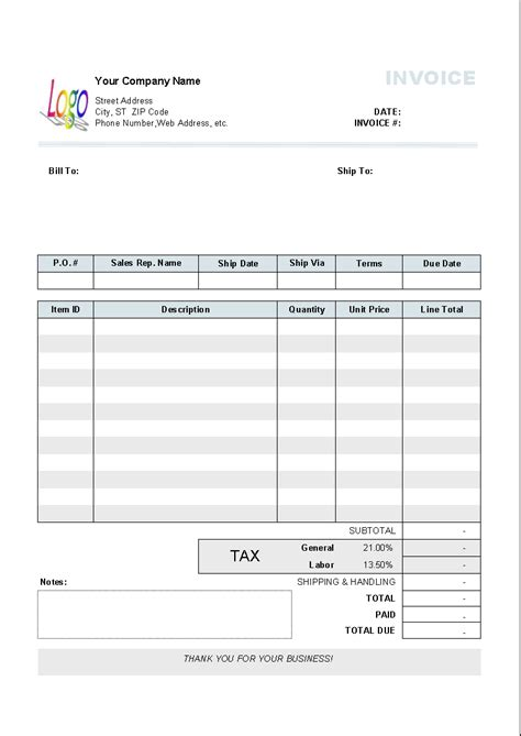 electrical invoice template electrical invoice template invoice template ideas