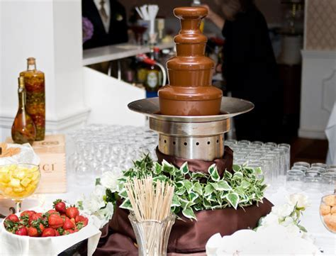 Deligance Chocolate Fountains & Dessert Catering in