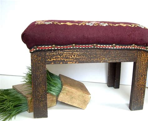 Handmade Footstools - 1000 images about antique footstools on