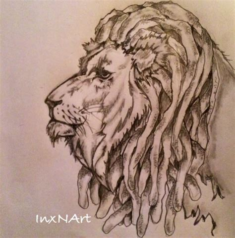 lion with dreads tattoo lions with dreads sketch by ranz