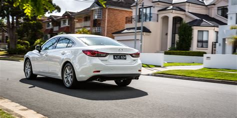 is the mazda 6 a sports car 2017 mazda 6 sport sedan review caradvice
