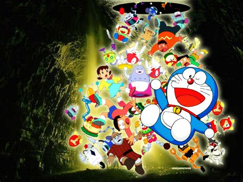 wallpaper doraemon  laptop wallpapersafari