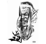 Again Batman Joker Tattoo Design  Ideas In 2016
