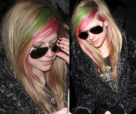 Avrils New New Look by New Look Book New Look Avril Lavigne