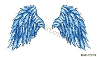 Angel Wing Wall Decor Preview