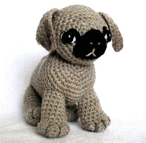 pug knitting pattern pdf crochet pattern a pug named ted pug patterns and