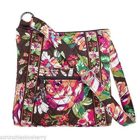 english rose pattern vera bradley vera bradley hipster purse english rose bag crossbody