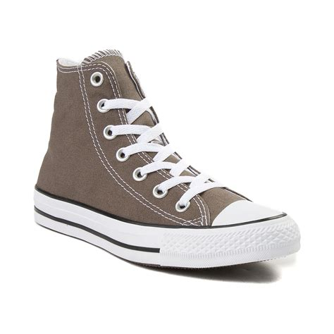 converse chuck all hi sneaker gray 398220