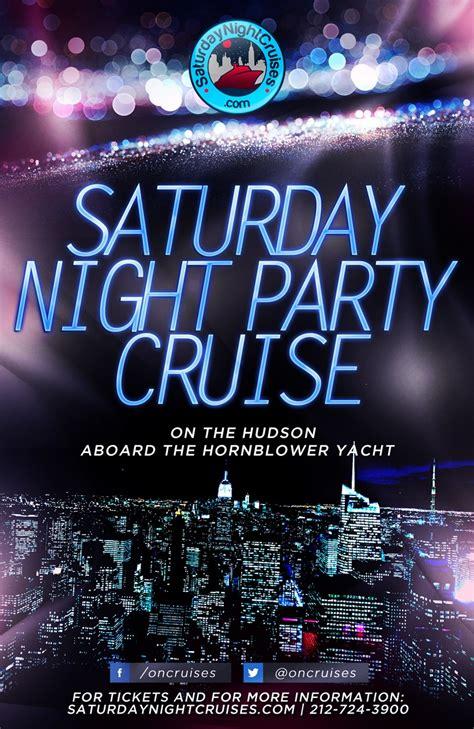 party boat cruise new york city saturday night nyc party cruise cruisearoundnewyork
