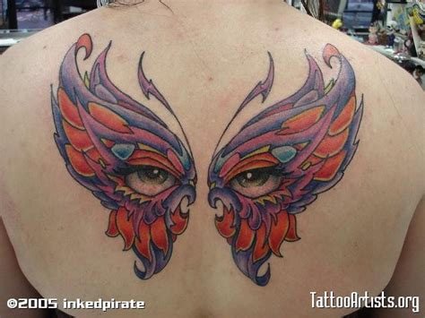 tattoo butterfly with eyes butterfly tattoos and designs page 81