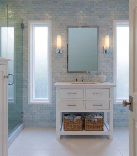 guest bath in sherman oaks ca traditional bathroom