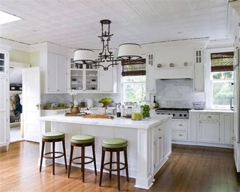 White Kitchen Decorating Ideas Beautiful And Minimalist White Kitchen Ideas