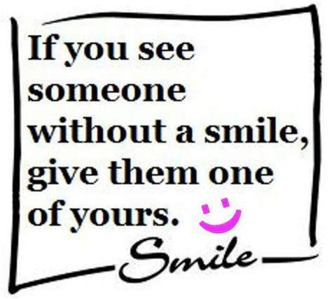 Smile Quotes Contagious Motivational Smile Genki S