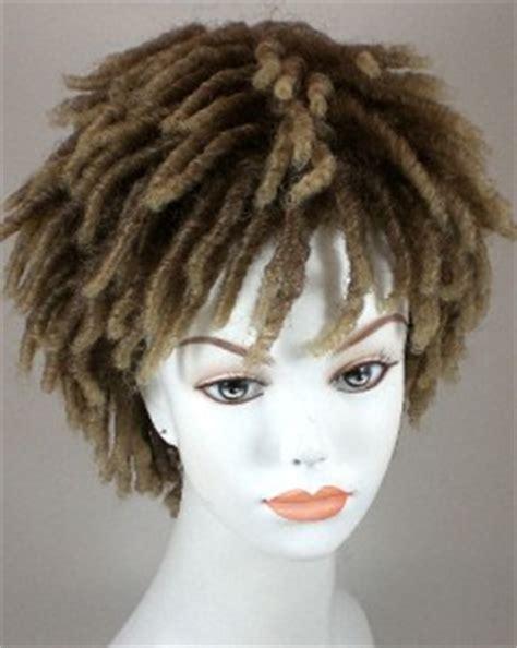 short dread and twist wigs for men short wig w small layered dreadlocks w bangs ebay