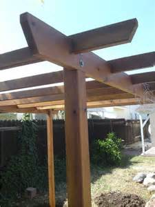 Pergola Rafters by My Pergola Project Cutting