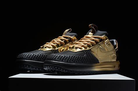 Sepatu Casual Sport Sneakers Nike Lunar Racer Black nike air lunar 1 duckboot boot kpu black gold mens