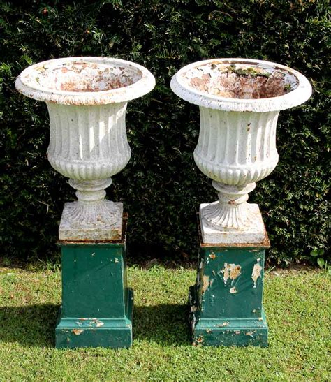 Garden Planters And Urns by Antique Garden Urns And Planters Images