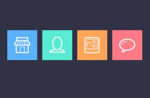 Html5 Top Bar How To Create A Trendy Flat Style Nav Menu In Css