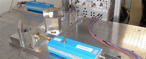 optical test bench antennas electromagnetics research group antenna
