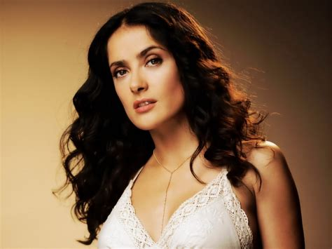 A Salma Hayek by Salma Hayek Desktop Wallpapers