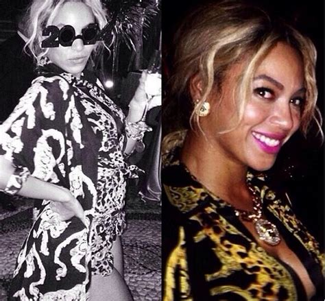 beyonce new years eve 2014 video jay z beyonce host nye party at versace house