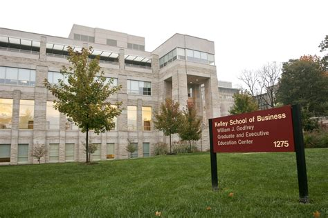 Iu Kelley School Of Business Mba by Kelley School Of Business Graduate And Executive Education