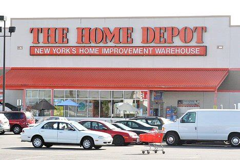 home depot sales beat forecasts amid us housing recovery
