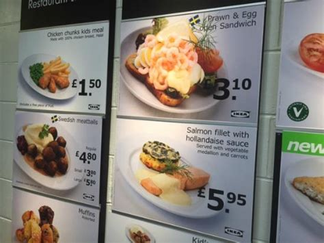 Menu Ikea ikea restaurant menu www pixshark images galleries