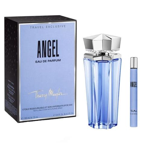 angel mugler perfume a fragrance for women 1992 angel by thierry mugler 100ml edp 2 piece gift set