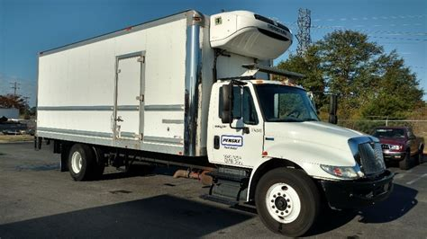 truck columbia sc used reefer trucks for sale in sc penske used trucks