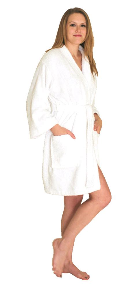 spa robe terry cloth 36 quot length for 19 99 acts
