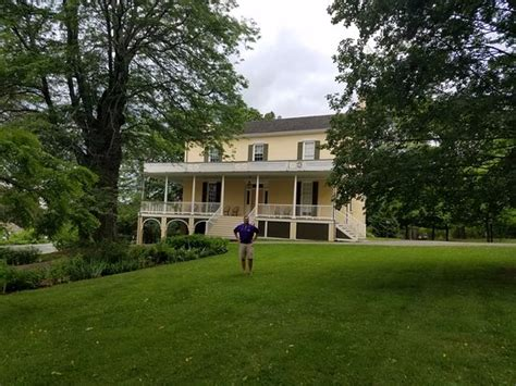 thomas cole house thomas cole national historic site catskill ny updated