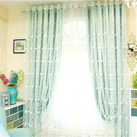 light green sheer curtains light green lace sheer curtain with solid curtain