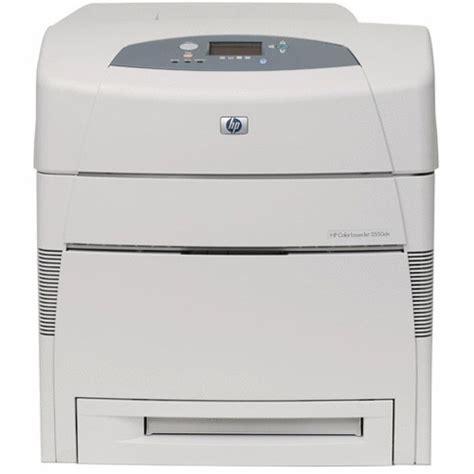 Printer Hp Laserjet 5550dn hp q3715a hp laserjet 5550dn printer
