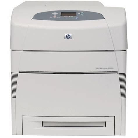 Printer Hp Color Laserjet 5550dn hp q3715a hp laserjet 5550dn printer