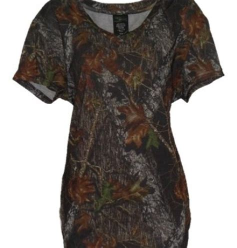 womens mossy oak shirts mossy oak pink camo shirt womens poly jersey v neck camouflage t shirt s brown mobu xx