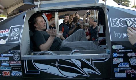 elon musk hyperloop news uw madison team wins innovation award in hyperloop competition