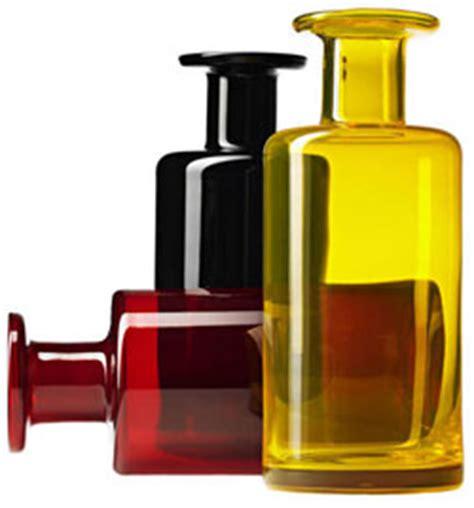bargain of the month asda s holmegaard like glass vases