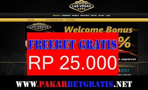 indolasvegasorg freebet gratis rp   deposit