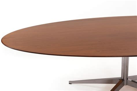 Rare Florence Knoll Rosewood Conference Table or Desk