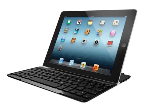 Logitech Keyboard For 2 Logitech Ultrathin Keyboard Cover Black For 2 And 3rd 4th Generation