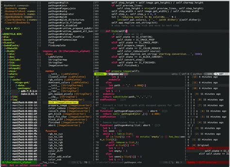 netbeans themes atom vim review slant