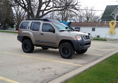 nissan xterra lifted for sale fs for sale il 2005 nissan xterra 4x4 lifted modified