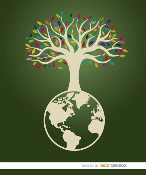 Great Green Idea Save Our Trees by This Cool Image Is For A Poster For