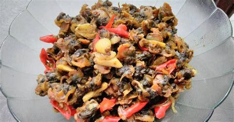 Kerang Kupas resep oseng kerang kupas oleh humairah cookpad