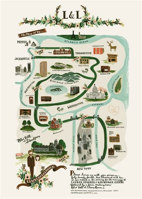 Wedding Invitation Map by Wedding Stationery Ideas Wedding Invitation Maps
