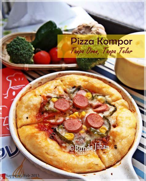 Oven Pake Kompor cooking cooking with pizza kompor tak ada